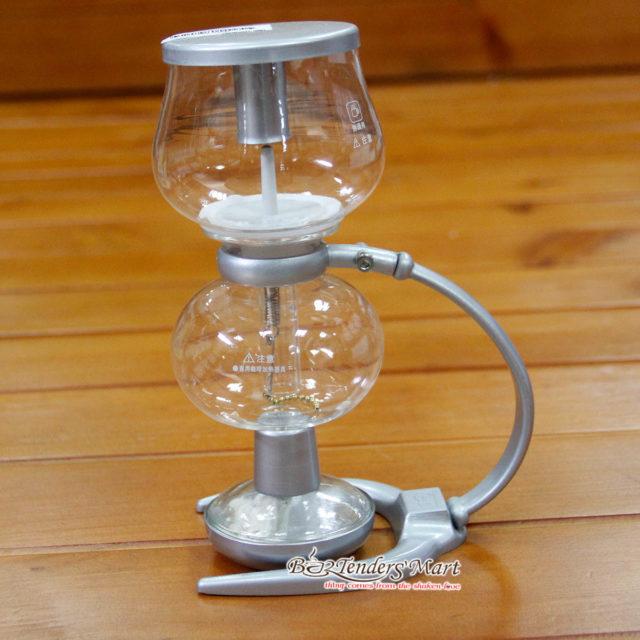Mini Syphon Yami 1 Cup Màu Bạc
