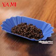 Khay Nhựa Đựng Hạt Cà Phê- Oval Coffee Bean Tray