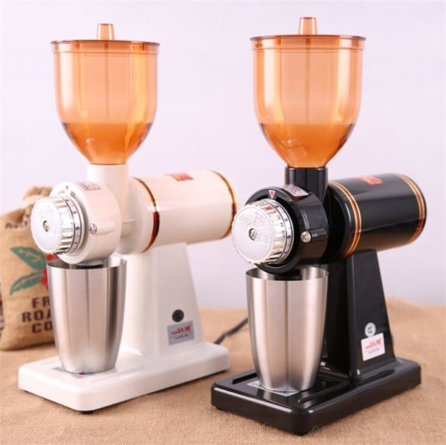 Specialty coffee grinder