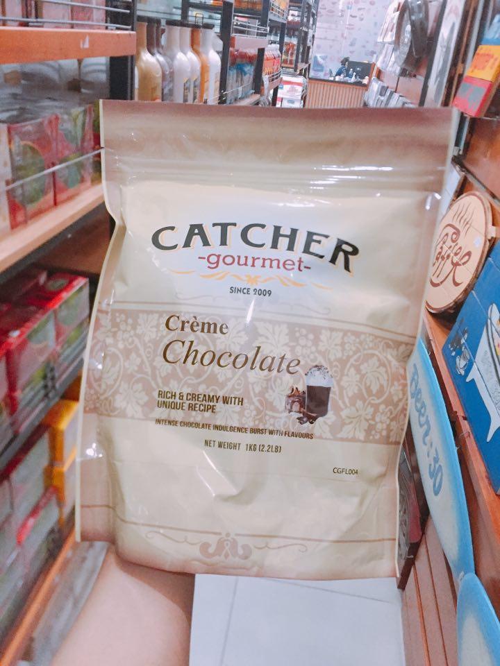 Bột Catcher Chocolate