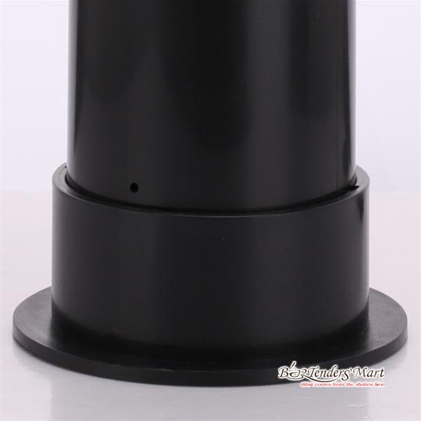 Knock Box Nhựa 800mm Màu Đen