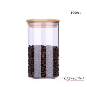 Coffee Been Canister - Hộp Đựng Cà Phê 1000cc - Yami YM5034