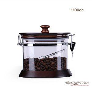 Coffee Been Canister - Hộp Đựng Cà Phê 1100cc