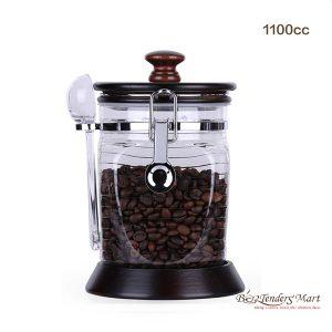 Coffee Been Canister - Hộp Đựng Cà Phê 1100cc - YaMi-403WM