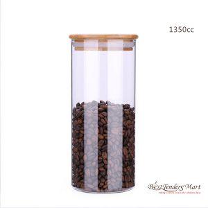 Coffee Been Canister - Hộp Đựng Cà Phê 1350cc - Yami YM5035