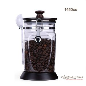 Coffee Been Canister - Hộp Đựng Cà Phê 1450cc - YaMi-403WL