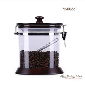 Coffee Been Canister - Hộp Đựng Cà Phê 1500cc