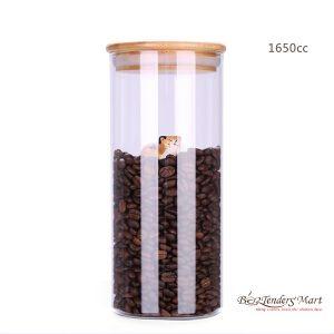 Coffee Been Canister - Hộp Đựng Cà Phê 1650cc - Yami YM5036
