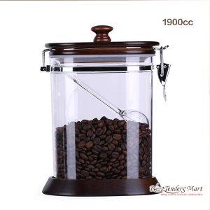 Coffee Been Canister - Hộp Đựng Cà Phê 1900cc