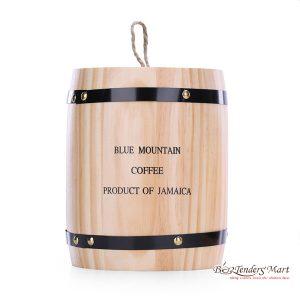 Wood Green Coffee Canister 0.5pound - Hộp Đựng Cà Phê YaMi YM3001