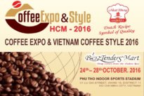 Hội chợ Coffee Expo & Viet Coffee Style 2016