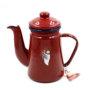 Bình Đun Nước Coffee Drip Kettle 1000cc Màu Đỏ