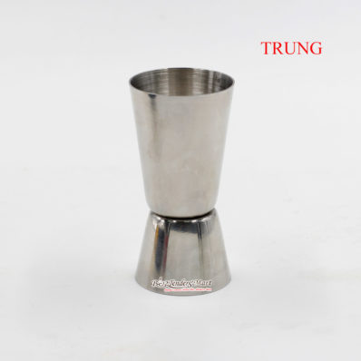ly dinh luong Inox - Jigger trung
