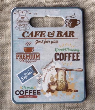 Tranh Sứ Hình Chữ Nhật Cafe & Bar