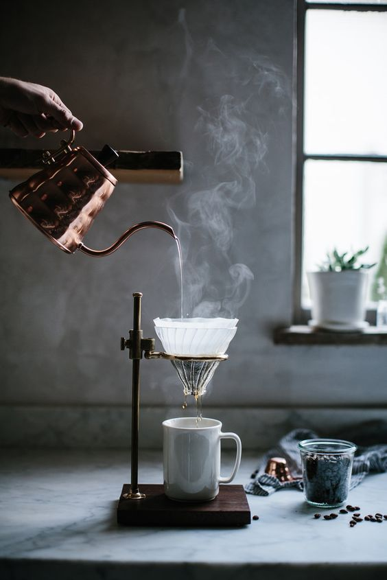 Pha chế cà phê đặc sản