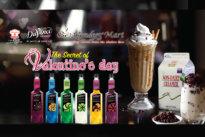 Học Pha Chế Chủ Đề Ngày Lễ Tình Nhân - The secret of valentine Recipes