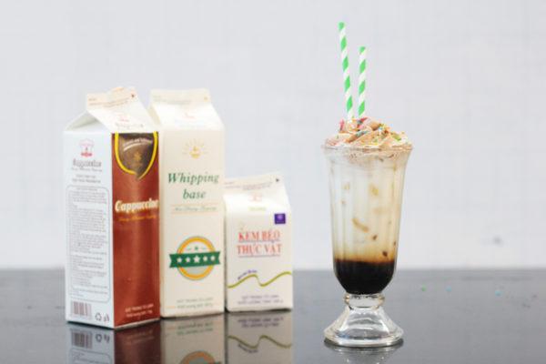 HƯỚNG DẪN PHA CHẾ HAZELNUT COFFEE