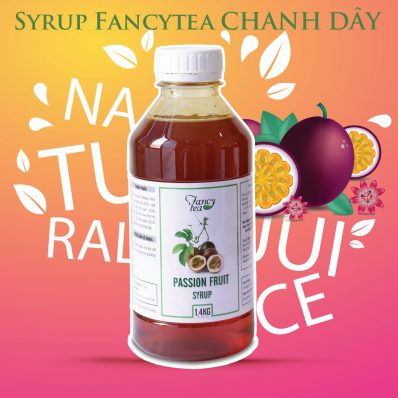 Syrup Fancytea Chanh Dây