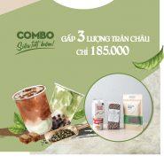 Combo Trà Sữa Đài Loan Nhà Làm