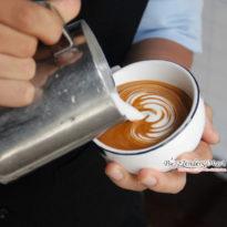 Latte art nang cao