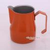 Ca danh sua Ca Đánh Sữa YaMi 750ml Màu Da Cam - Teflon Milk JugYM16915O