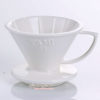 Phễu Lọc Cafe Yami 01 Màu Trắng - Coffee Dripper Cup V01