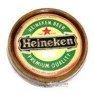 Bảng Gỗ Beer Heineken Trang Trí