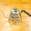 Bình Đun Nước Coffee Pot 800ml Màu Vàng 01