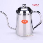 Bình Đun Nước Quai Đôi Drip Kettle Yami 700cc