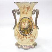 Bình Hoa Vintage Cổ Điển Màu Vàng TTA29037