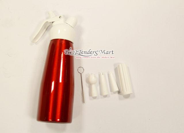 Bình Xịt Kem Mosa 0,5L BI20021 - Mosa Cream Whipper 03