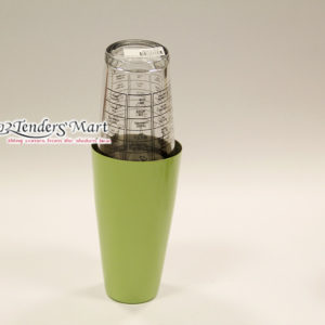 Bộ Dụng Cụ Lắc DC3358 - Boston Cocktail Shaker with Recipe Mixing Glass 02