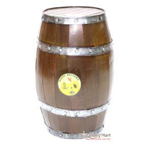 Boom Rượu Bằng Gỗ Trang Trí