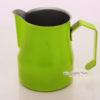 Ca Đánh Sữa YaMi 750ml Màu Xanh Lá Cây - Teflon Milk Jug