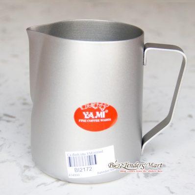 Ca đánh sữa thép không rỉ 600ml - Stainless Steel Pitcher 03