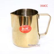 Ca Đánh Sữa YaMi 350ml Màu Vàng – Milk Jug