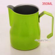 Ca Đánh Sữa YaMi 350ml Màu Xanh – Teflon Milk Jug