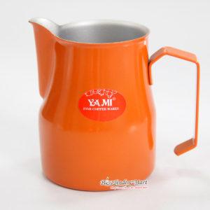 Ca Đánh Sữa YaMi 550ml Màu Cam