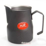 Ca Đánh Sữa YaMi 550ml Màu Đen
