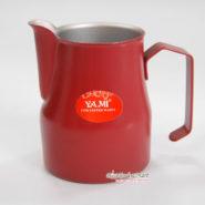 Ca Đánh Sữa YaMi 550ml Màu Đỏ