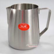 Ca Đánh Sữa YaMi 600ml Inox – Milk Jug