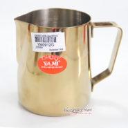 Ca Đánh Sữa YaMi 600ml Màu Vàng