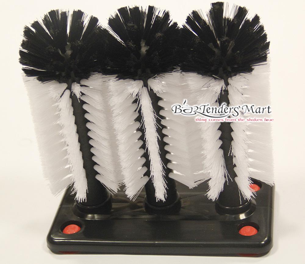 Cọ Rửa Ly 3 Đầu Glass Washer Brusher Si 234 U Thị Dụng Cụ