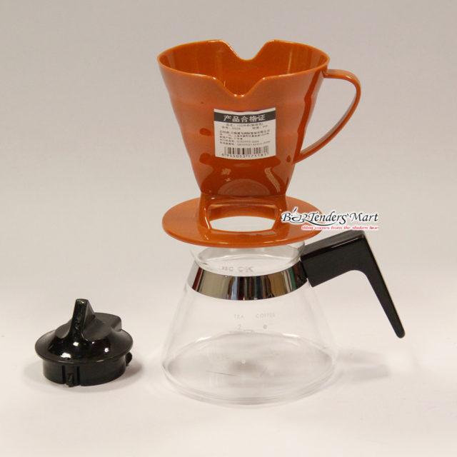 Dụng Cụ Pha Cà Phê DC3348 - Coffee Filter set 2-4 02