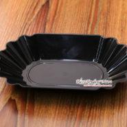 Cupping Tray Yami - Khay Nhựa Đựng Hạt Cafe Màu Đen