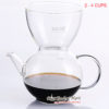 Dụng Cụ Pha Cafe YM5062 - Drip Coffee Maker 2 - 4 Cups