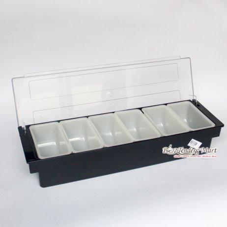 Hộp đựng trang trí 6 ngăn DC3109 – Garnish tray