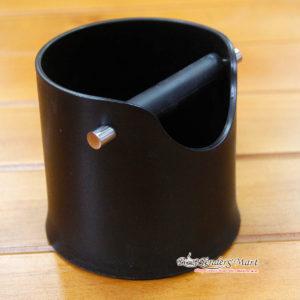 Knock Box Nhựa 110mm Màu Đen