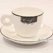 Bộ Ly Cafe 180 ml - Cafe Cup 180cc
