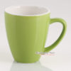ly coffe mug 350 xanh